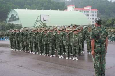 中山市国防教育拓展培训军校